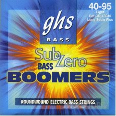 GHS Strings CR-L3045 Sub-Zero Bass Boomers Light