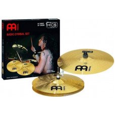 "Meinl HCS1416 14"" Hihat 16"" Crash Set"
