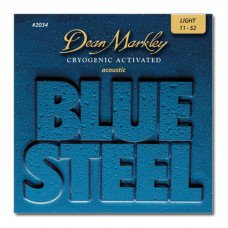 Dean Markley 2034 Bluesteel Acoustic LT 11-52