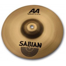 "Sabian 10"" AA Splash Brilliant"