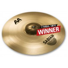 "Crash Sabian 18"" AA Raw Bell Crash"