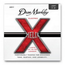 Dean Markley 2511 Helix Electric Lt 09-42