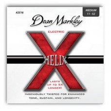 Dean Markley 2516 Helix Electric Med 11-52