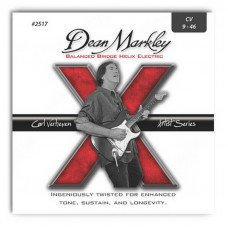 Dean Markley 2517 Helix Electric Carl Verheyen Balanced Bridge 09-46