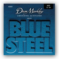 Dean Markley 2555 Bluesteel Electric Jz 12-54