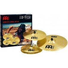 "Meinl HCS141620 14"" Hihat16"" Crash 20"" Ride Set"