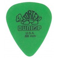 Dunlop 418P.88 Tortex Standard Player's Pack 0.88