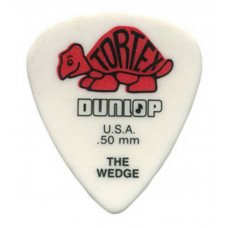 Dunlop 424P.50 Tortex Wedge Player's Pack 0.50