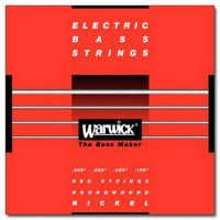 Warwick 46200 Nickel Electric Bass M4 45-105