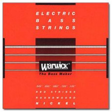 Warwick 46301 Nickel Electric Bass M5B 45-135