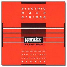 Warwick 46401 Nickel Electric Bass M6 25-135