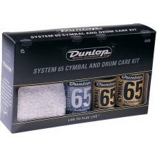 Dunlop 6400 Cymbal And Drumcare Kit