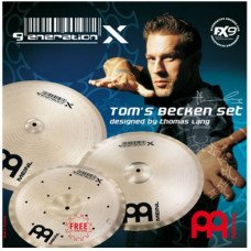 Meinl GX-ТВ14/17/18 Generation X Tom's Becken Set