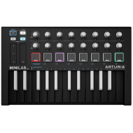 Миди-клавиатура Arturia MiniLab MKII Inverted