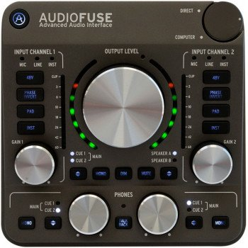 USB звуковая карта Arturia Audiofuse Space Grey