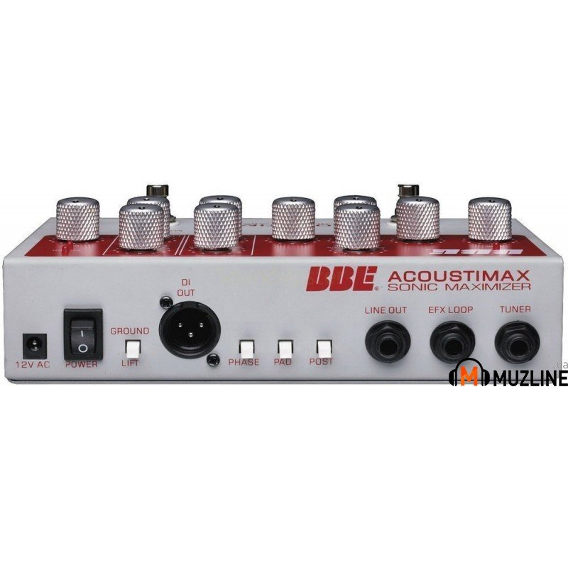 BBE ACOUSTIMAX preamp