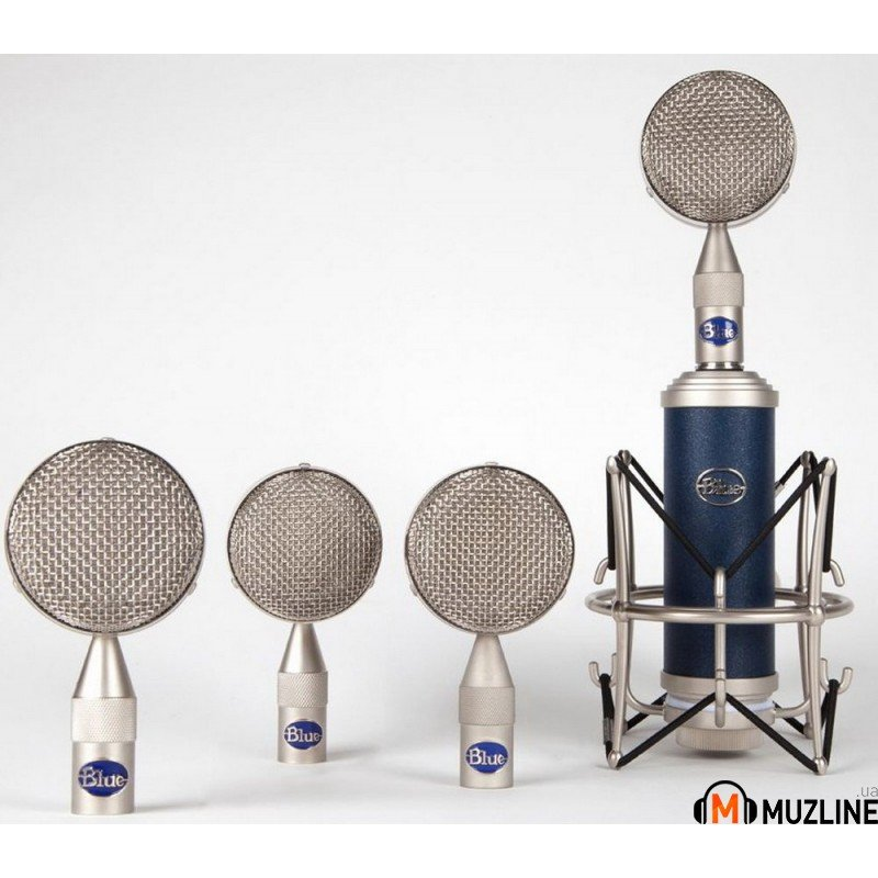 Студийный микрофон Blue Microphones Bottle Rocket Stage 1