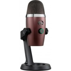 USB-микрофон Blue Microphones Yeti Nano Red Onyx