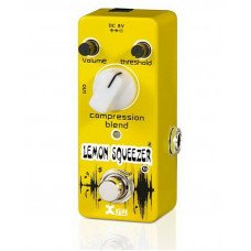 Гитарная педаль XVIVE V9 Lemon Squeezer Compressor