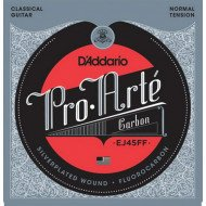 D'Addario EJ45FF Pro-Arte Carbon Normal Tension