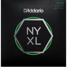D'Addario NYXL4095 Super Light 40-95