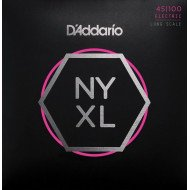 D'Addario NYXL45100 Regular Light 45-100