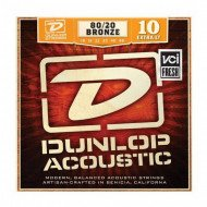 Dunlop DAB1048 80/20 Bronze Extra Light 10-48