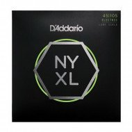 D'Addario NYXL45105 Light Top / Med Bottom 45-105