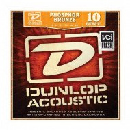 Dunlop DAP1048 Phosphor Bronze Extra Light 10-48