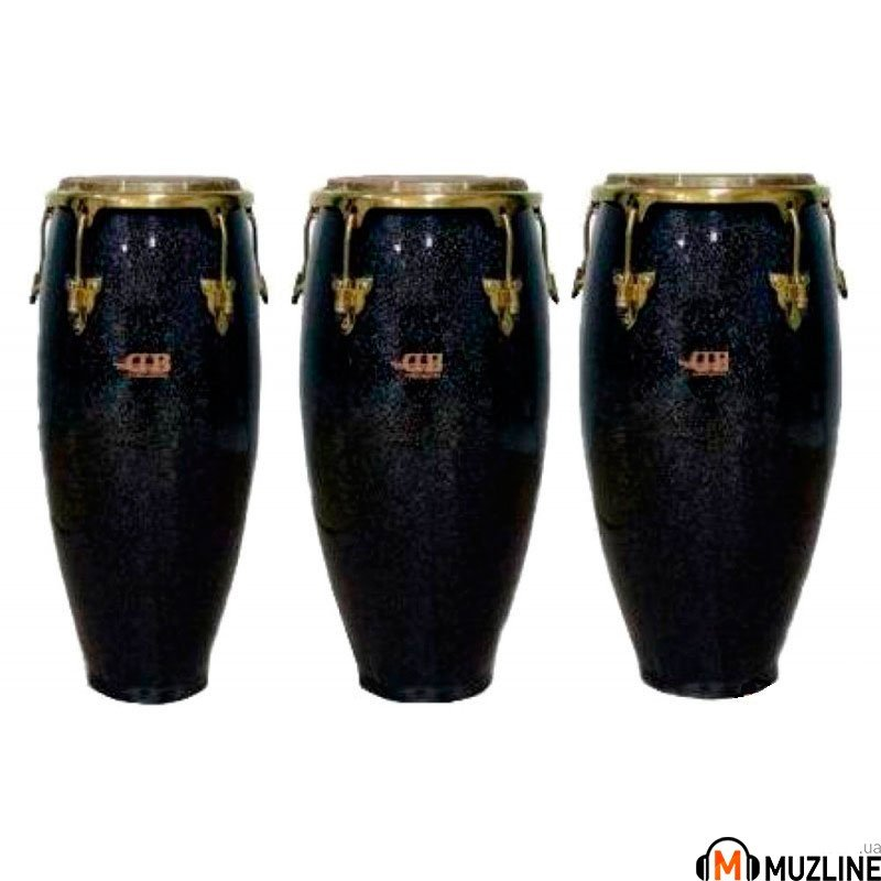 Конга DB Percussion COG-100LB Sparkle Black, 11""
