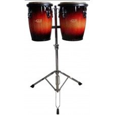 "DB Percussion MCLB-400, 9"" & 10"" Sunburst"