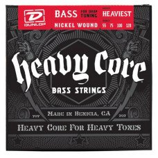 Dunlop DBHCN55120 Heavy Core Bass Heaviest 55-120