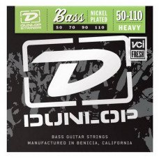 Dunlop DBN50110 Nickel Plated Steel Heavy 50-110