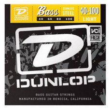 Dunlop DBS40100 Stainless Steel Light 40-100