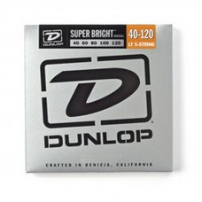 Dunlop DBSBN40120 Super Bright Nickel 40-120