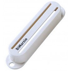 DiMarzio DM2002W Fast Track Pickup Cover White