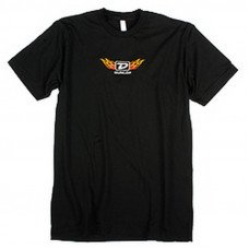 "Dunlop DSD06-MTS-XL Men T-Shirt ""Flame D"" Extra Large"