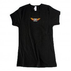 "Dunlop DSD06-WTS-S Woman T-Shirt ""Flame D"" Small"