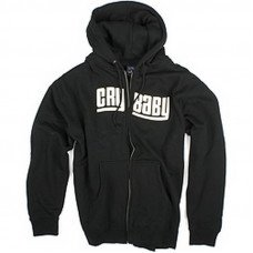 "Dunlop DSD20-MZH-L Men Zip Hoodie ""Crybaby"" Large"
