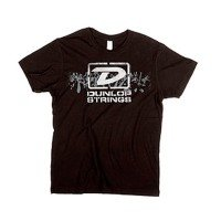 "Мужская футболка Dunlop DSD28-MTS-XL Men T-Shirt ""Dunlop Strings"" Extra Large"