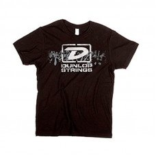 "Dunlop DSD28-MTS-XL Men T-Shirt ""Dunlop Strings"" Extra Large"