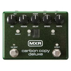 Гитарная педаль Dunlop M292 MXR Carbon Copy Deluxe Analog Delay