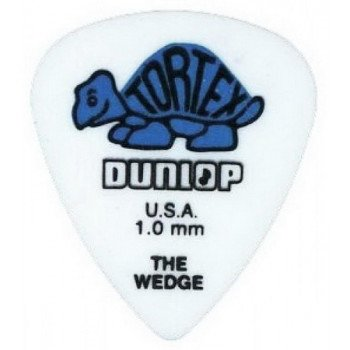 Dunlop 424R1.0 Tortex Wedge 1.0