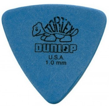 Dunlop 431R1.00 Tortex Triangle 1.0