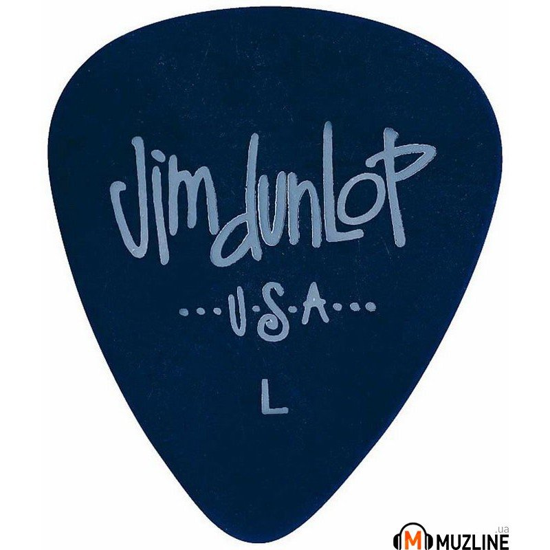 Dunlop 479R Polys Light Blue (1 шт.)