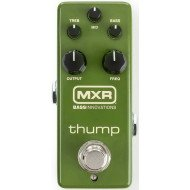 Гитарная педаль Dunlop M281 MXR Thump Bass Preamp