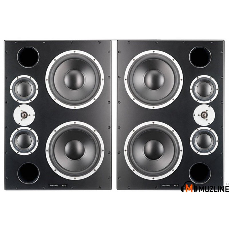 Студийный монитор Dynaudio M3 XE Quad-amped-Main Monitor – Right