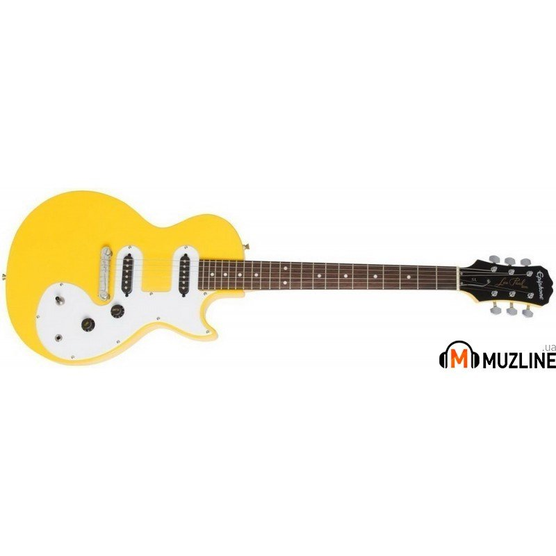 Электрогитара Epiphone Les Paul SL Sunset Yellow