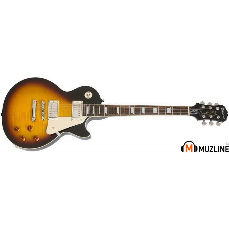 Электрогитара Epiphone Les Paul Standard Plus Top Pro VS