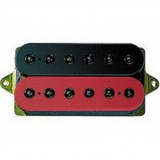 Звукосниматель DiMarzio DP159FBR Evolution Bridge F-Spaced Black and Red